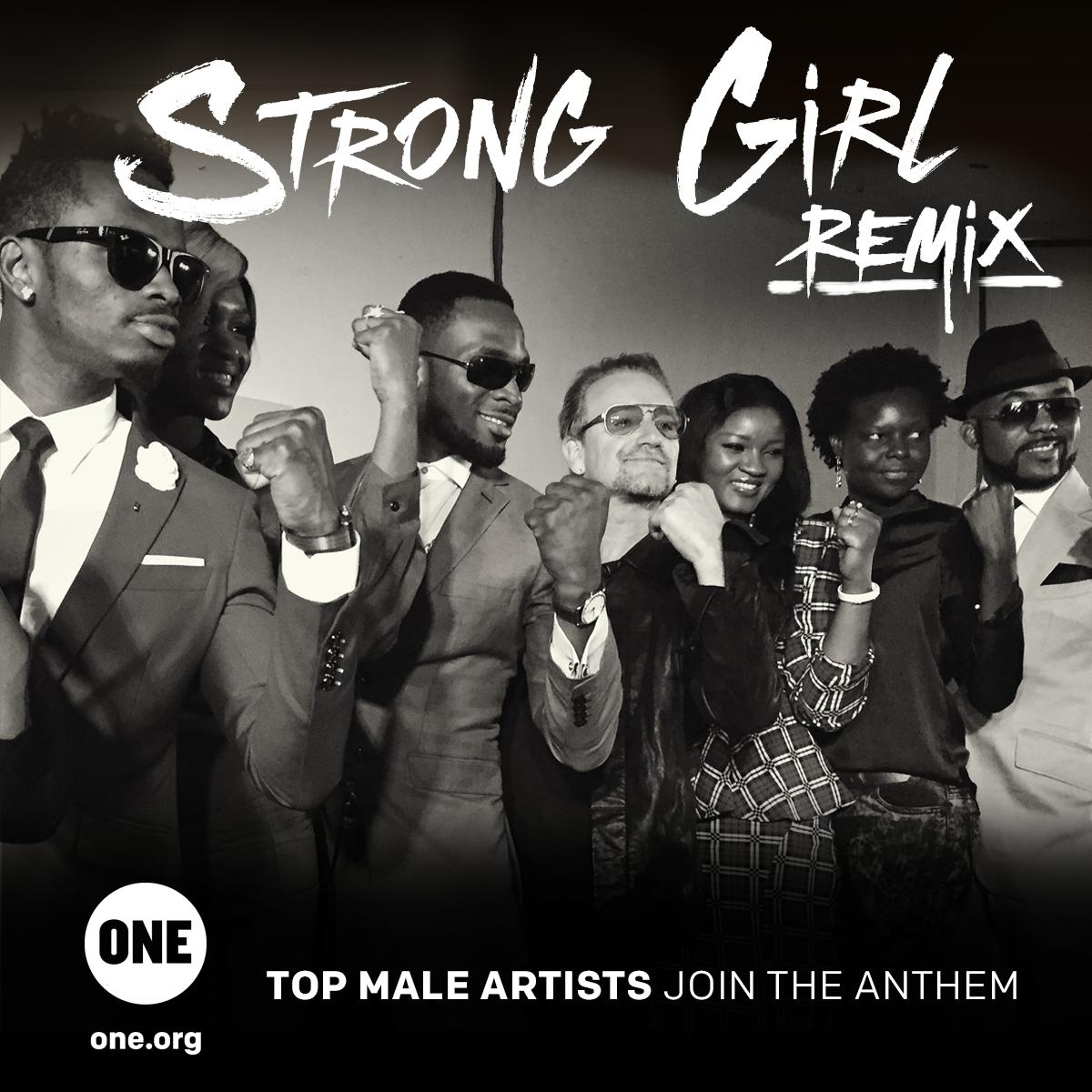 Image result for STRONG GIRL REMIX