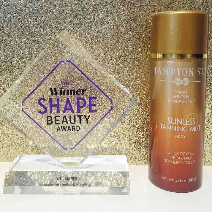 We can't stop celebrating our @Shape_Magazine #SHAPEbeauty Award! RT to enter to #WIN a FREE mist-Winner chosen 10/6! http://t.co/AmpMYo0CbZ