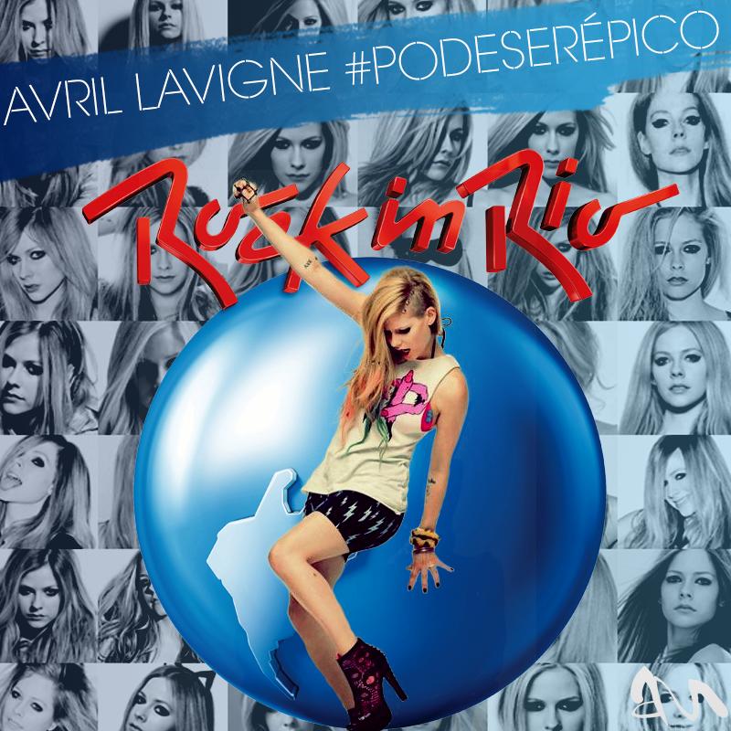 A votação termina hoje às 23h59 e nós estamos em 1º lugar com mais de 63 mil tweets! Avril Lavigne #PodeSerÉpico http://t.co/Un7FBPkXTz