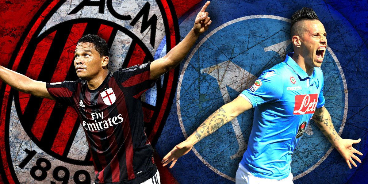 Rojadirecta MILAN NAPOLI Streaming Web Gratis.
