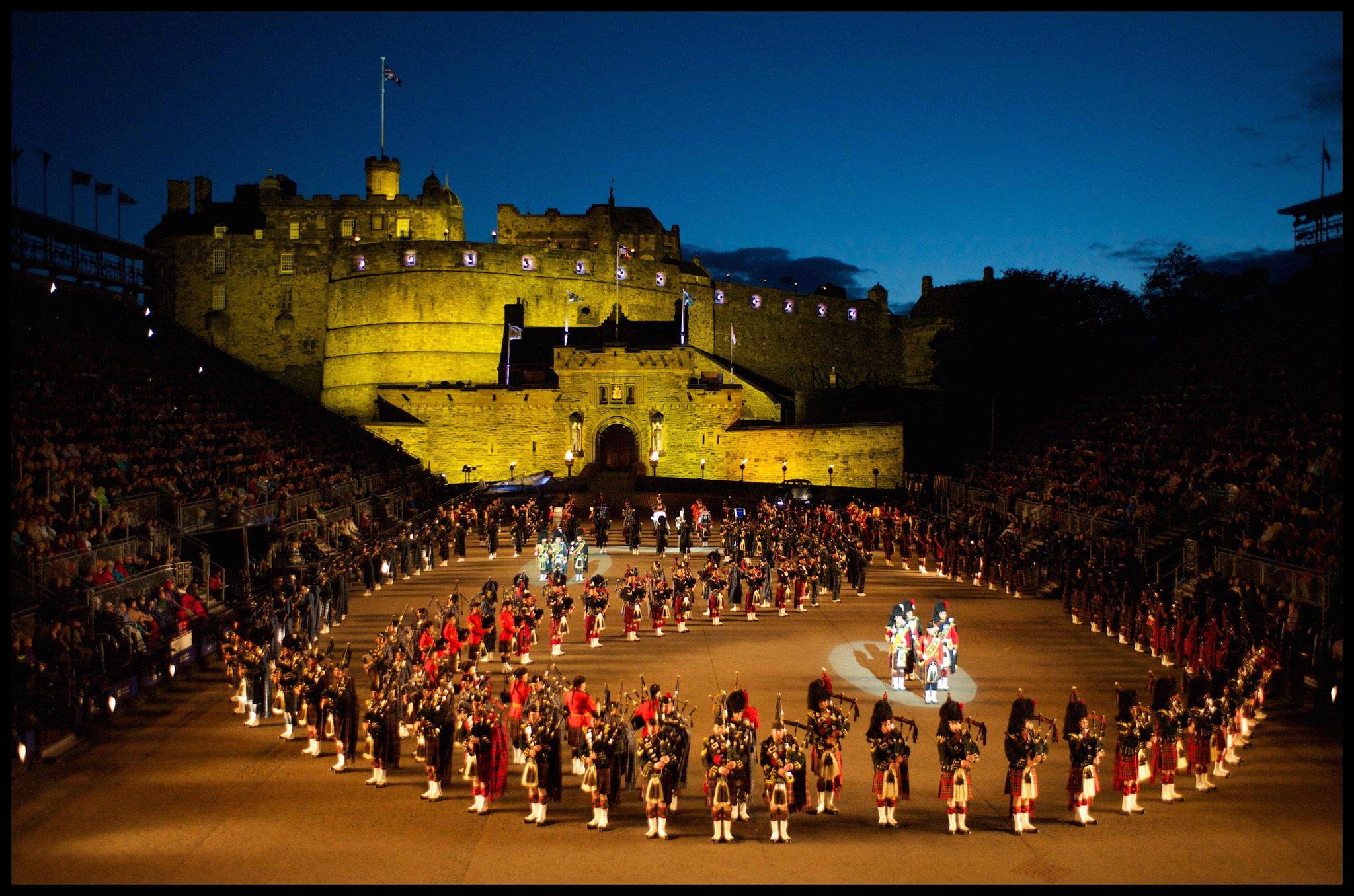 Edinburgh 360 edinburgh tattoo for Scottish military tattoo 2018