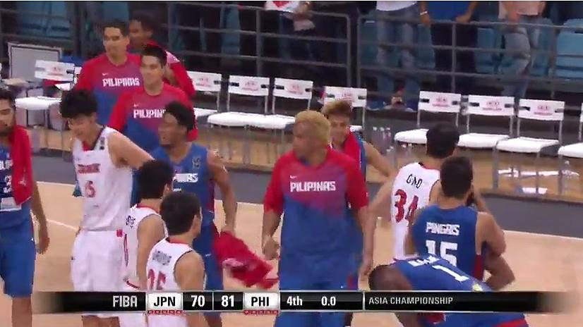 #FIBAAsia2015 PHILIPPINES def. JAPAN, 81-70 | PHL advances to finals vs China #LabanPilipinas #GilasPilipinas #PUSO http://t.co/Fs89eCk4dR