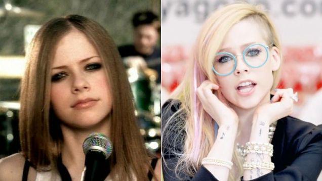 Avril Lavigne è morta, sostituita da un sosia.