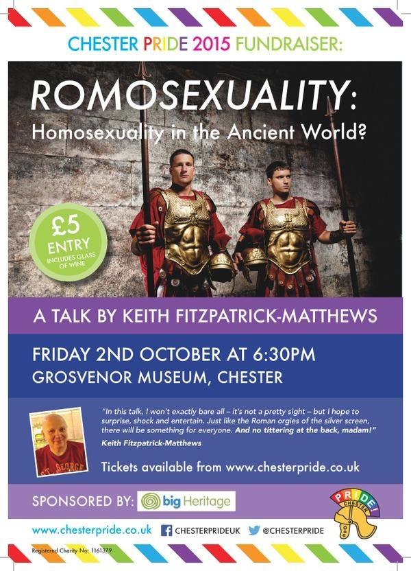 Romosexuality conference