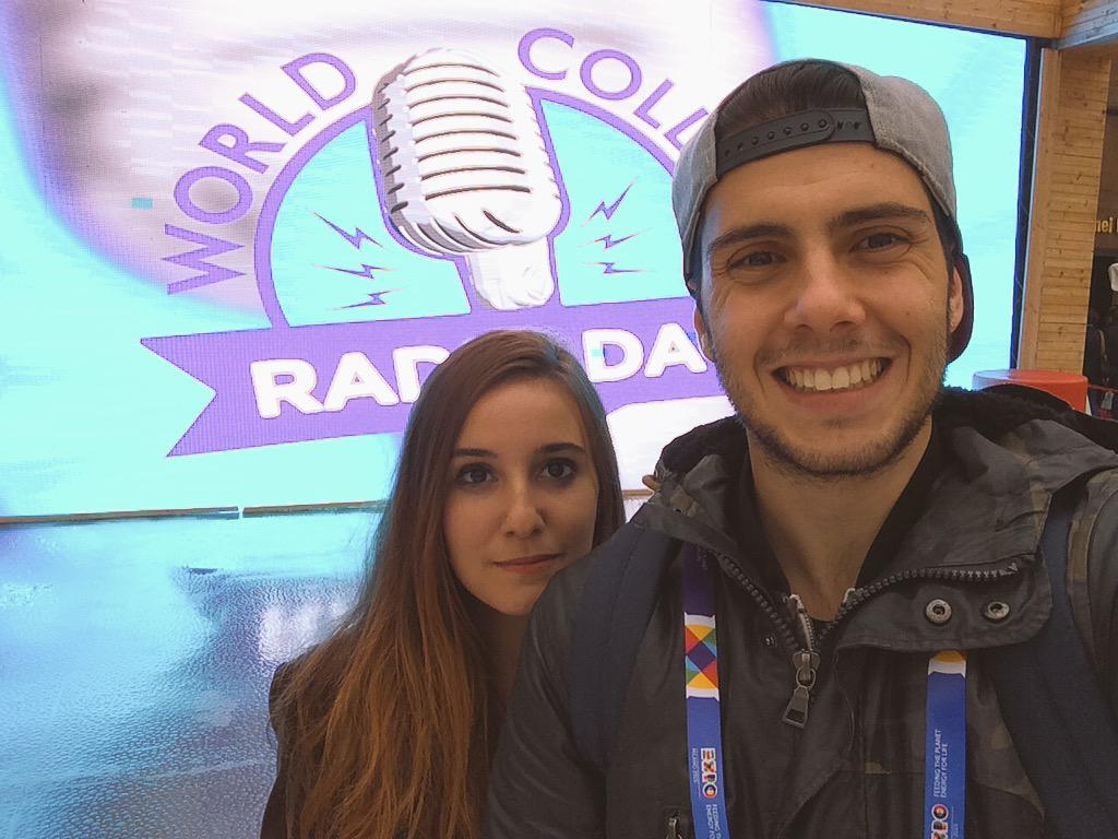 Official italian Speaker crew for #WCRD15 #onair from 19 To 21 @Carlottamags http://t.co/hohDxTw0Iy