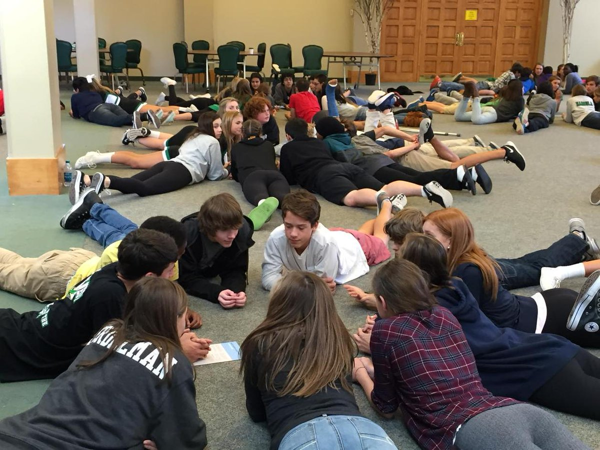 9th grade retreat #SVstory http://t.co/ycqwZAeS0B