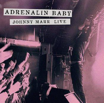 """Adrenalin Baby"" the solo album from @Johnny_Marr is up for preorder http://t.co/tU5VjH7Xny http://t.co/6KvGLmNZjZ"