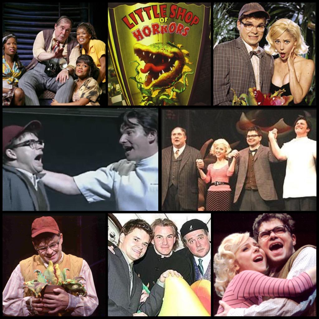 Little Shop of Horrors directed by @JerryZaks opened on Broadway 12 years ago today!  @AIMenken http://t.co/IhnMr65lc8 ^Ricky