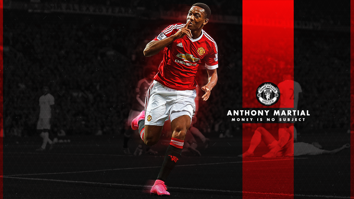 """Hunters On Twitter: """"PC Background (Anthony Martial) #RT's"""