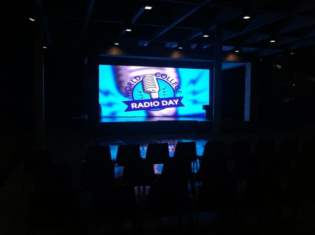 Viaggiare da un capo all'altro del mondo grazie a tutti i ragazzi che hanno partecipato al #WCRD15 live da #Expo2015 http://t.co/fsyJ4cFKDa