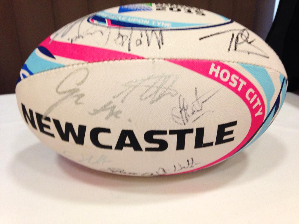 Retweet to be in for a chance to win this signed ball by @burkey710 @noony_13 @TomMay1 @benwoods82 http://t.co/8aeKrRPJ16