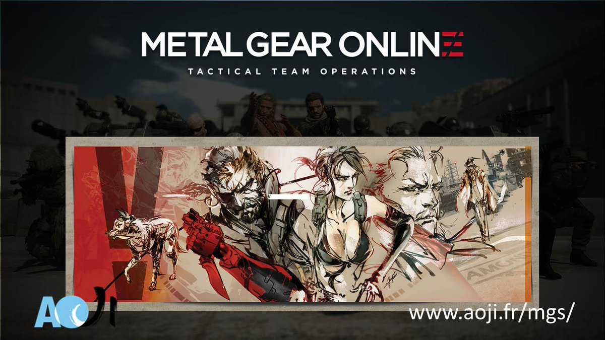 MGO Community Day - My opinions on MGO3, the Studio & Staff Team CQVvn6BUsAA7JRz