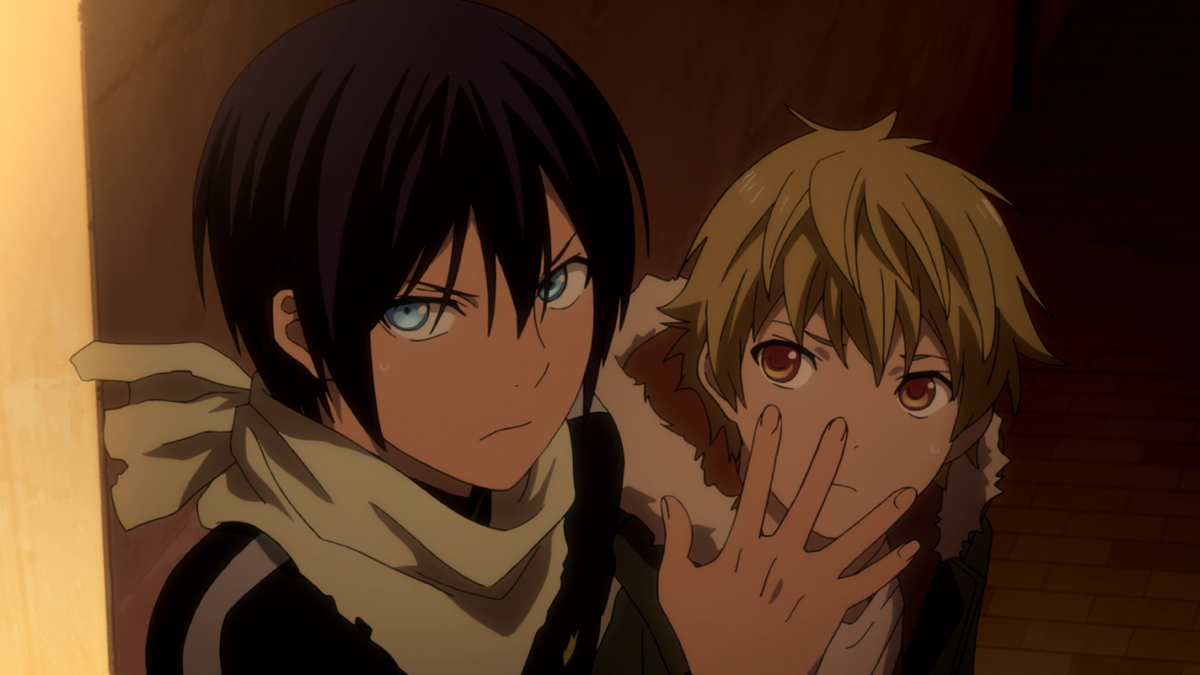 Animelab On Twitter The First Episode Of Noragami Aragoto Is Now