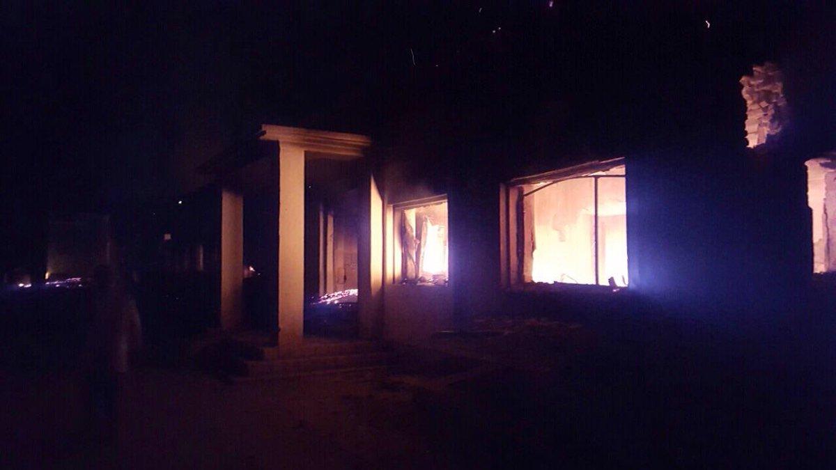 Авиаудар по больнице в Афганистане — серьёзное нарушение международного права