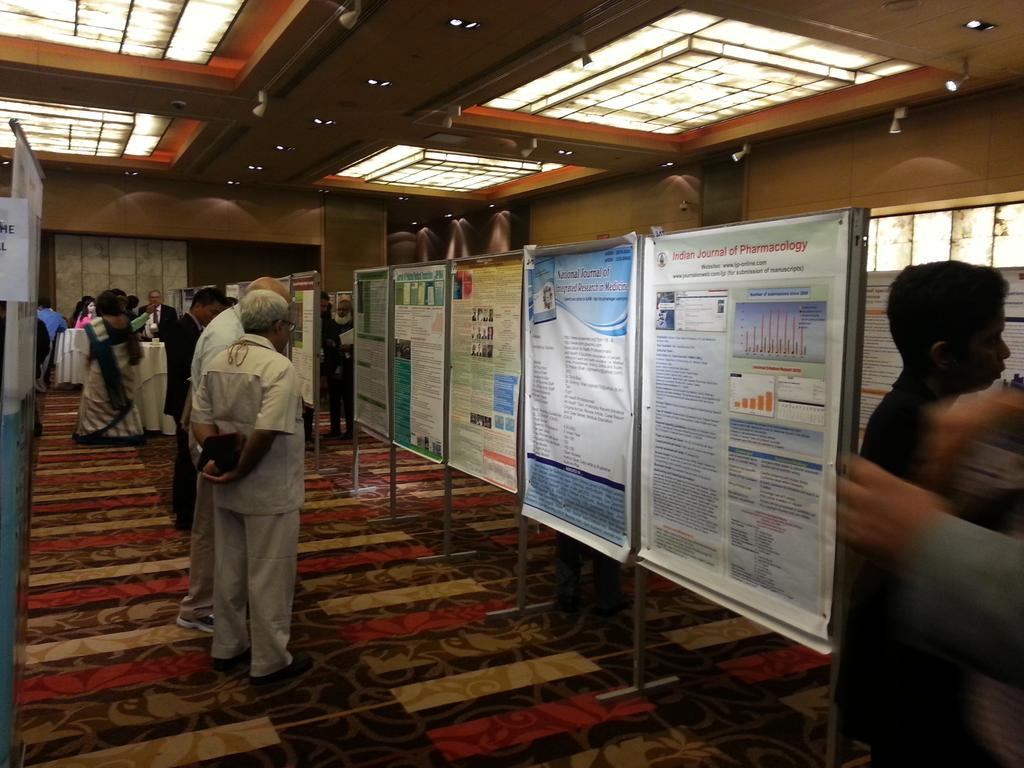 Poster session in progress at #WAME. http://t.co/CvYCEsI7lp