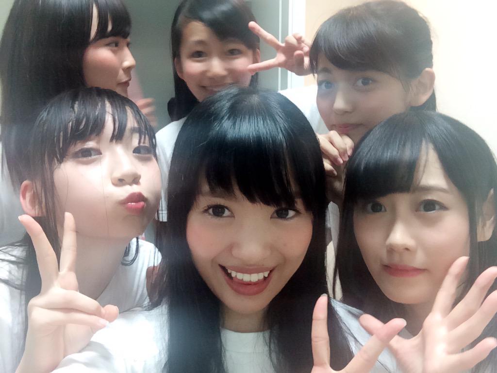 NSTまつり、NGT48の初LIVE!ありがとうございました〜✨✨ 初披露の曲が3曲あったよ♪どうだったかな☆〜(ゝ。∂)?  このあとは18時から、NST『スマイルスタジアム』に生出演します!新潟のみなさん見て〜!  #NGT