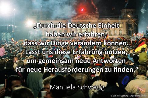 Manuela Schwesig Twitterissä Guten Morgen Allen Einen