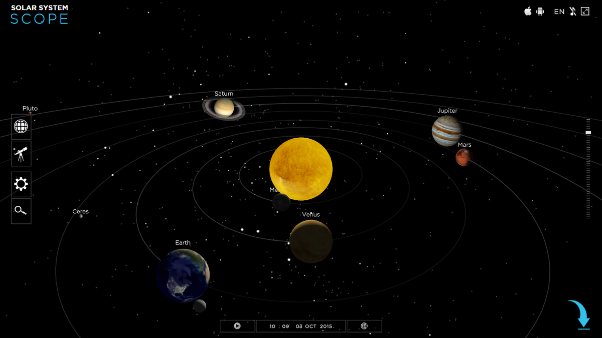 solar system scope 2 - photo #15