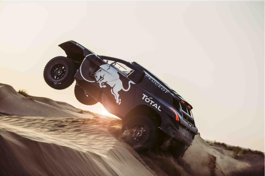 #RallyMaroc begins today, good luck to @SebastienLoeb, @CSainz_oficial &  @peugeotsport. #Peugeot2008DKR http://t.co/6G4zYaJrK7
