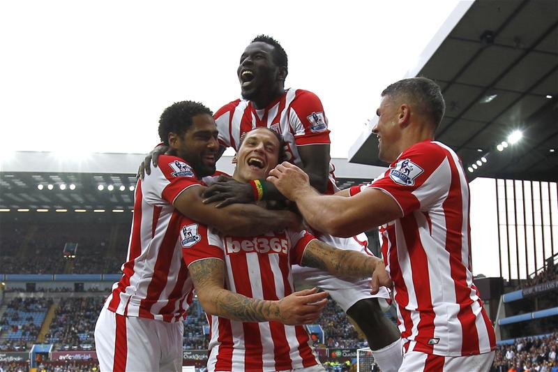 Video: Aston Villa vs Stoke City