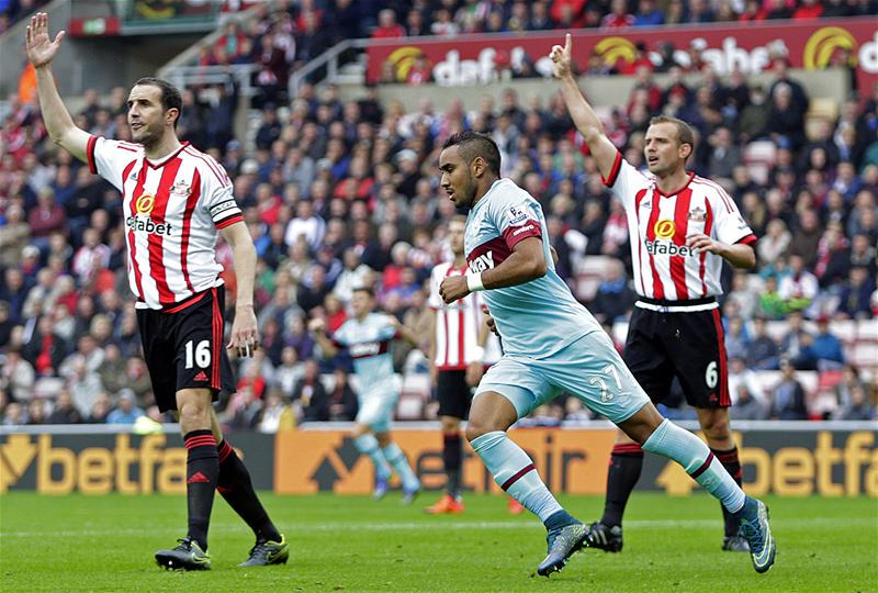 Video: Sunderland vs West Ham United