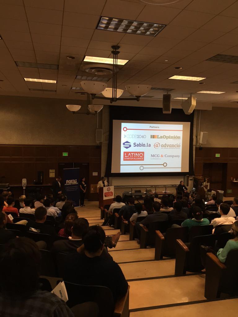 Raul Hinojosa  #LatinoCoders #UCLA http://t.co/NDhCQW23Ii