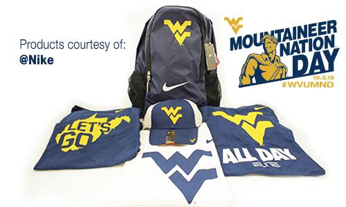Wake up! It's Mountaineer Nation Day!!!