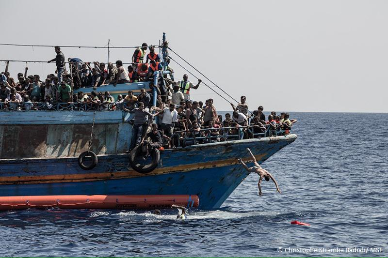 Msf Sea On Twitter Two Years On From The Lampedusa Tragedy And