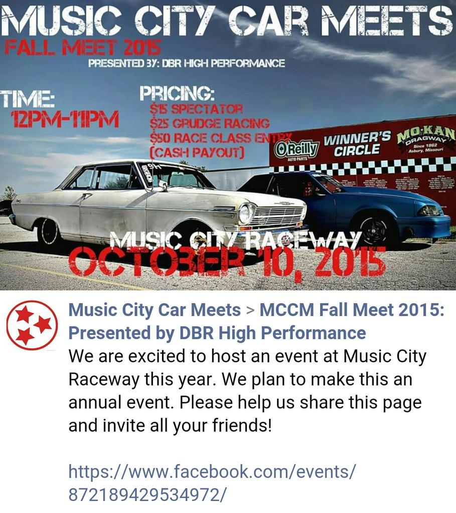 Music city car meets mccm 615 twitter for Music city motor cars