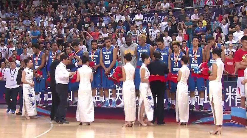 #FIBAAsia2015 Silver medalist - PHILIPPINES #GilasPilipinas #LabanPilipinas #SalamatGilas http://t.co/9koPAmOrs4