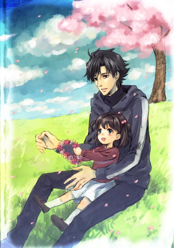 「桜はね、雁夜おじさんのお嫁さんになるの!」「本当かい?嬉しいな~」という雁桜公式のやり取りです。公 式 で す(Newtype連載ゼロカフェ第二十一回)。二人とも未だ正気なのに、犯罪臭がすごいんですよね…私の心が穢れているんだ…