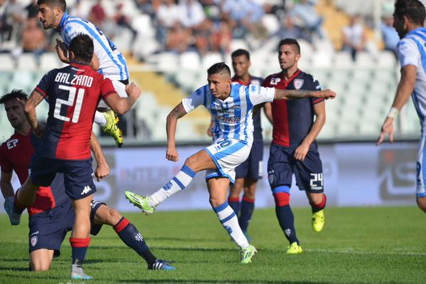 Risultati Serie B: Cesena Cagliari Crotone in vetta alla classifica