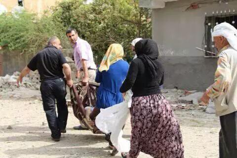حظر التجول على سكان مدينة جنوب شرقي تركيا - صفحة 6 CQZsMKXWsAURfO7