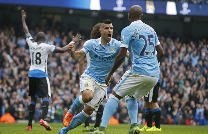 ไฮไลท์  Manchester City 6 - 1 Newcastle United
