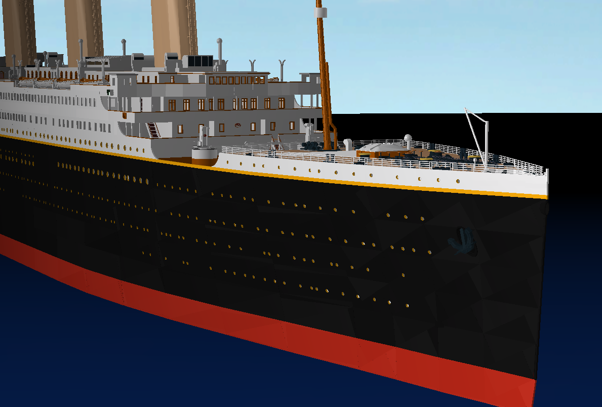 Cold On Twitter Theamazemanrblx Link For Roblox Titanic Hd