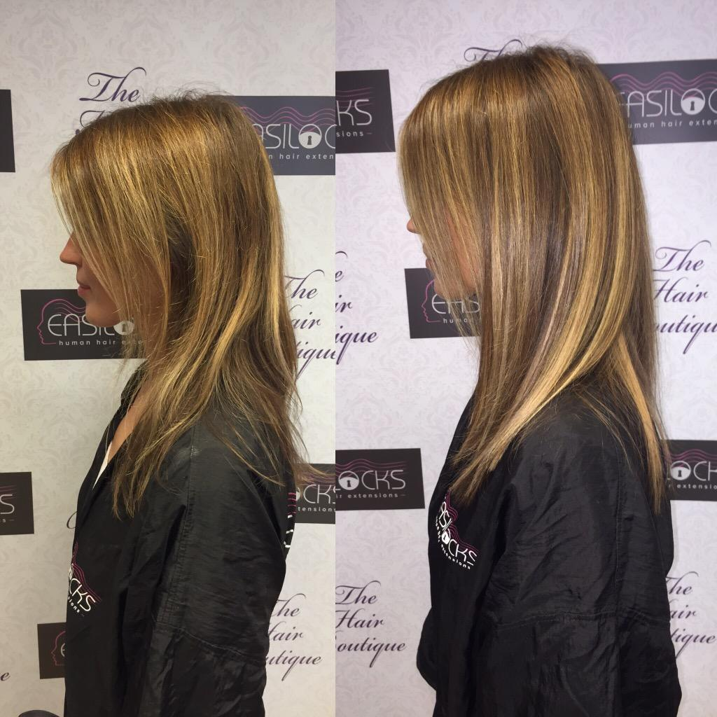 The Hair Boutique On Twitter Just 40 Strands Of Easilocks Hair