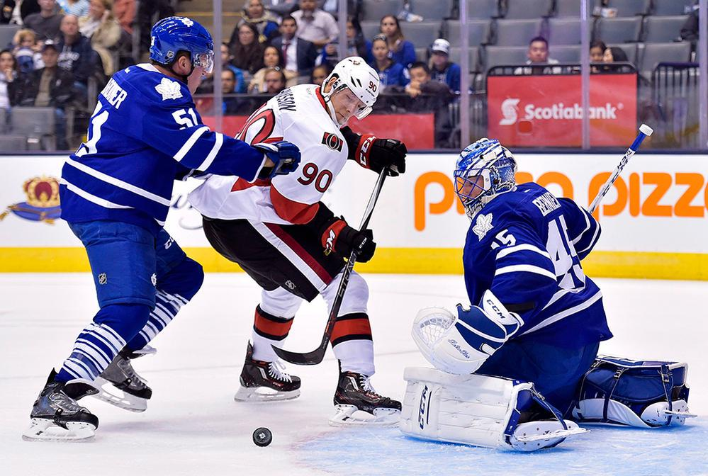 Rogers Nhl Live On Twitter Leafs Vs Sens Is A Gameplus Game