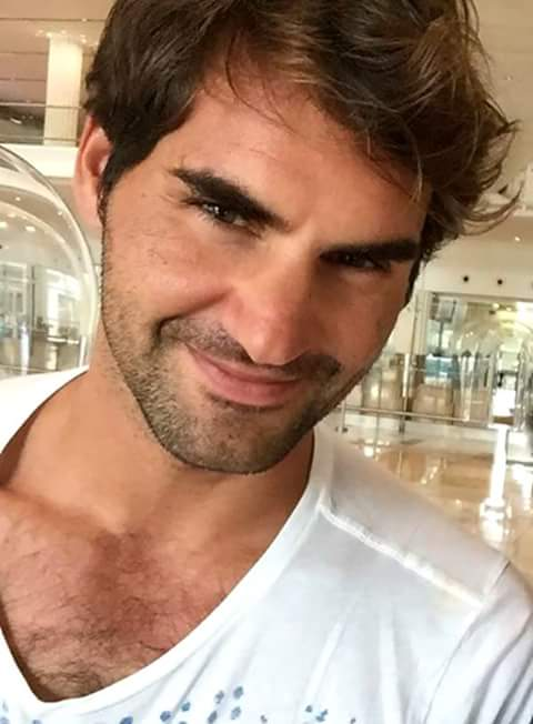 Federer Sexy