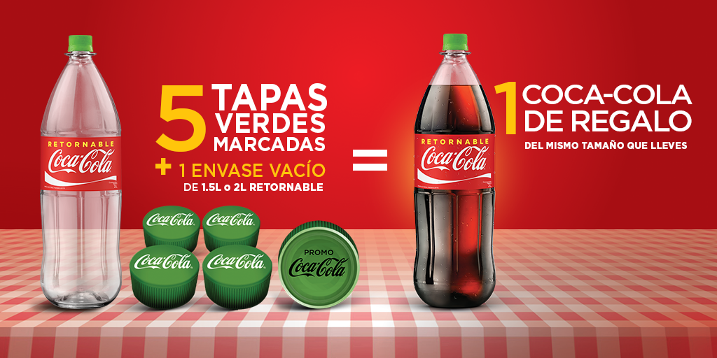 Coca cola paraguay cocacola py twitter - Regalos coca cola ...
