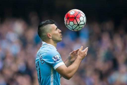 Aguero Show in Premier League.