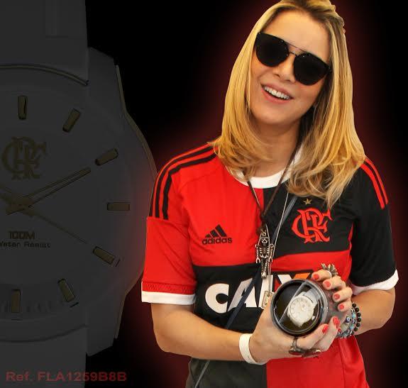 11a9668fbcd Technos lança relógios do Flamengo e faz ação com celebridades   http   migre.me rHDPv pic.twitter.com yzvmfprfFh
