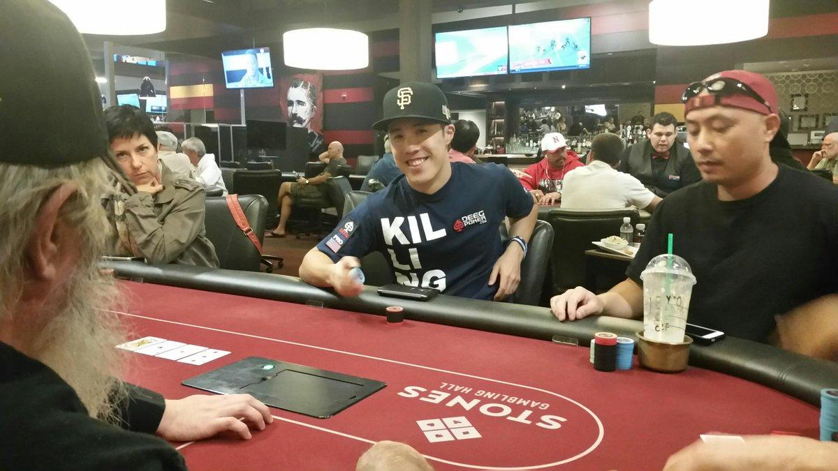 Atlantis poker tournament