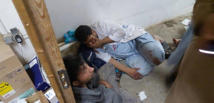 Exigimos explicaciones por el mortal bombardeo a hospital #MSF en #Kunduz #Afganistan http://t.co/6yd17fHNeE http://t.co/GJYGnLPxnQ