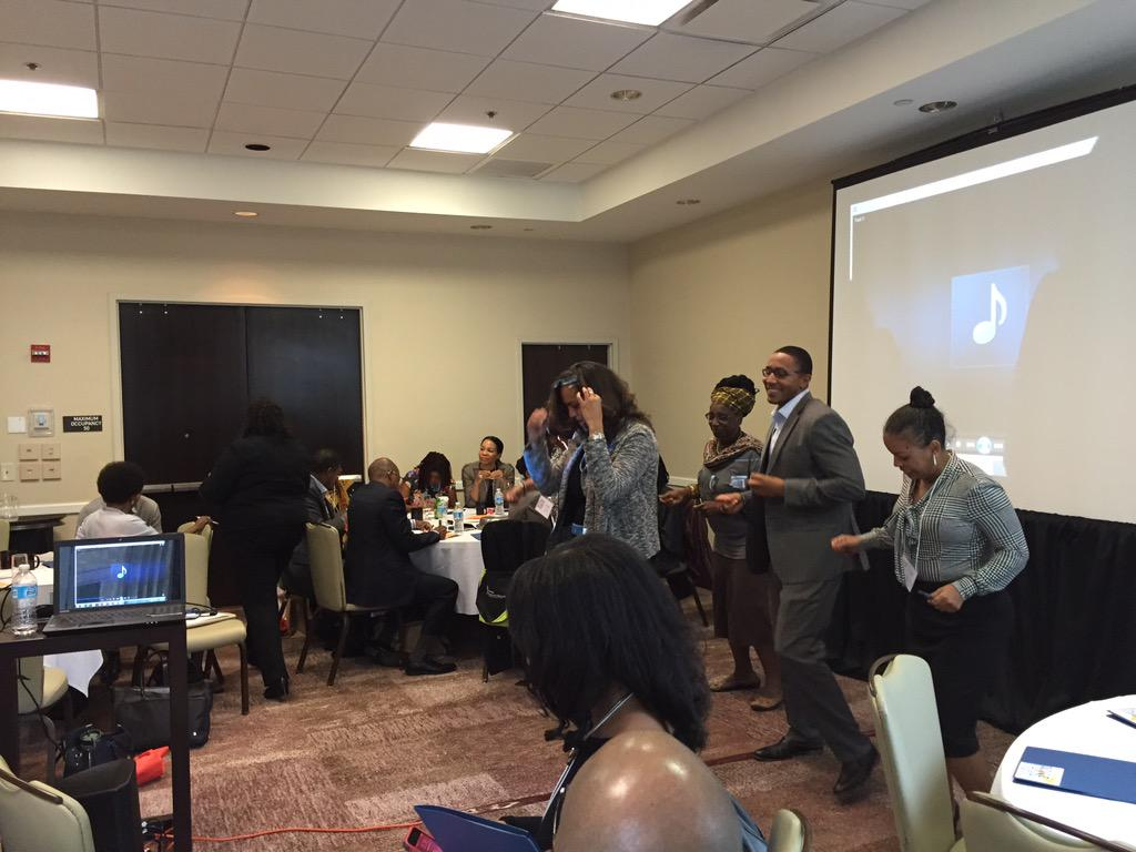 Not many concurrent sessions end with a dance party #cin2015 Community Investment Network Summit15  @POISEFOUNDATION http://t.co/IvunEuQKSG