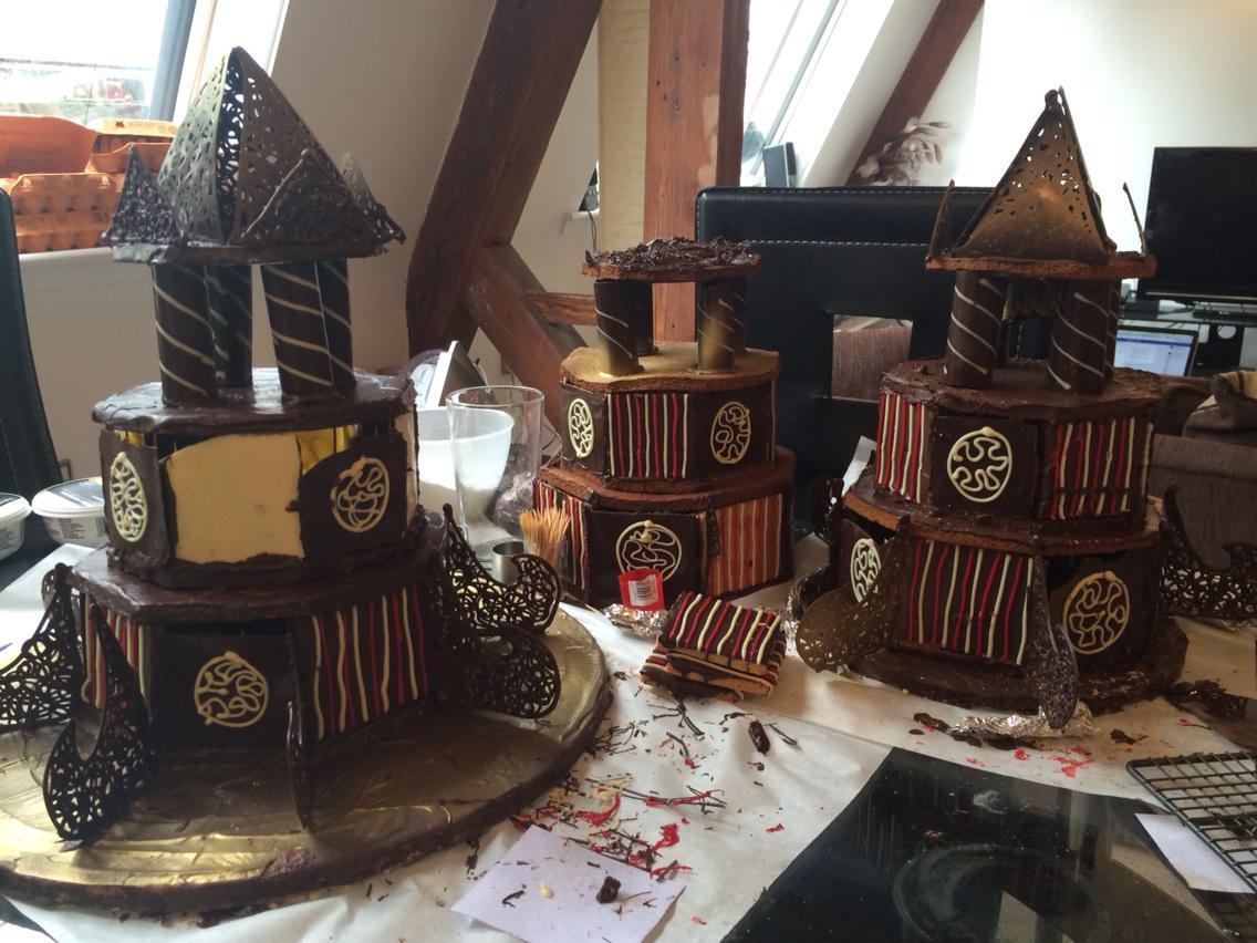 The Great British Bake Off 2015: the final - Nadiya crowned winner