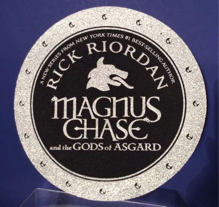 Just a few tickets left for the debut of @camphalfblood's #MagnusChase in Boston, Monday! http://t.co/C4Her3ZtTS http://t.co/lvO5F2qaux