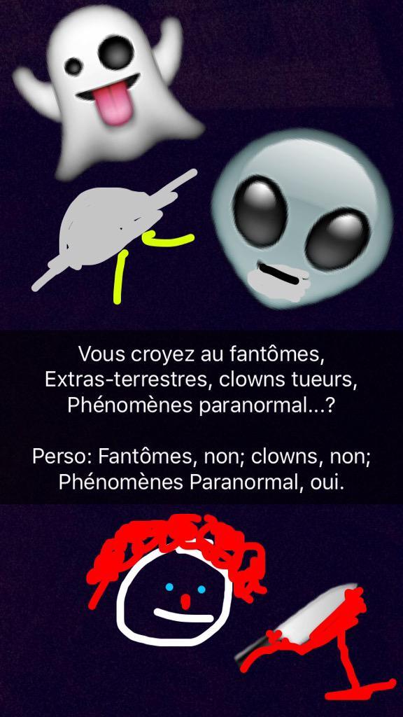 paranormal y croyez vous