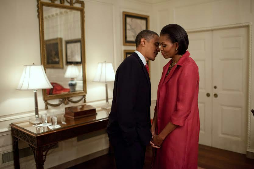 Crazy little thing called love.  Happy anniversary, President and Mrs. Obama. http://t.co/L9JD67HSbe