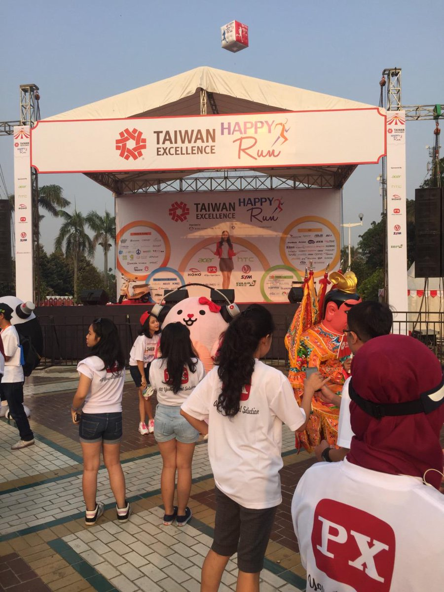 Welcome to Taiwan Excellence Happy Run 2015!! #taiwanexcellence #happyrun2015 http://t.co/CDalNPJkeE
