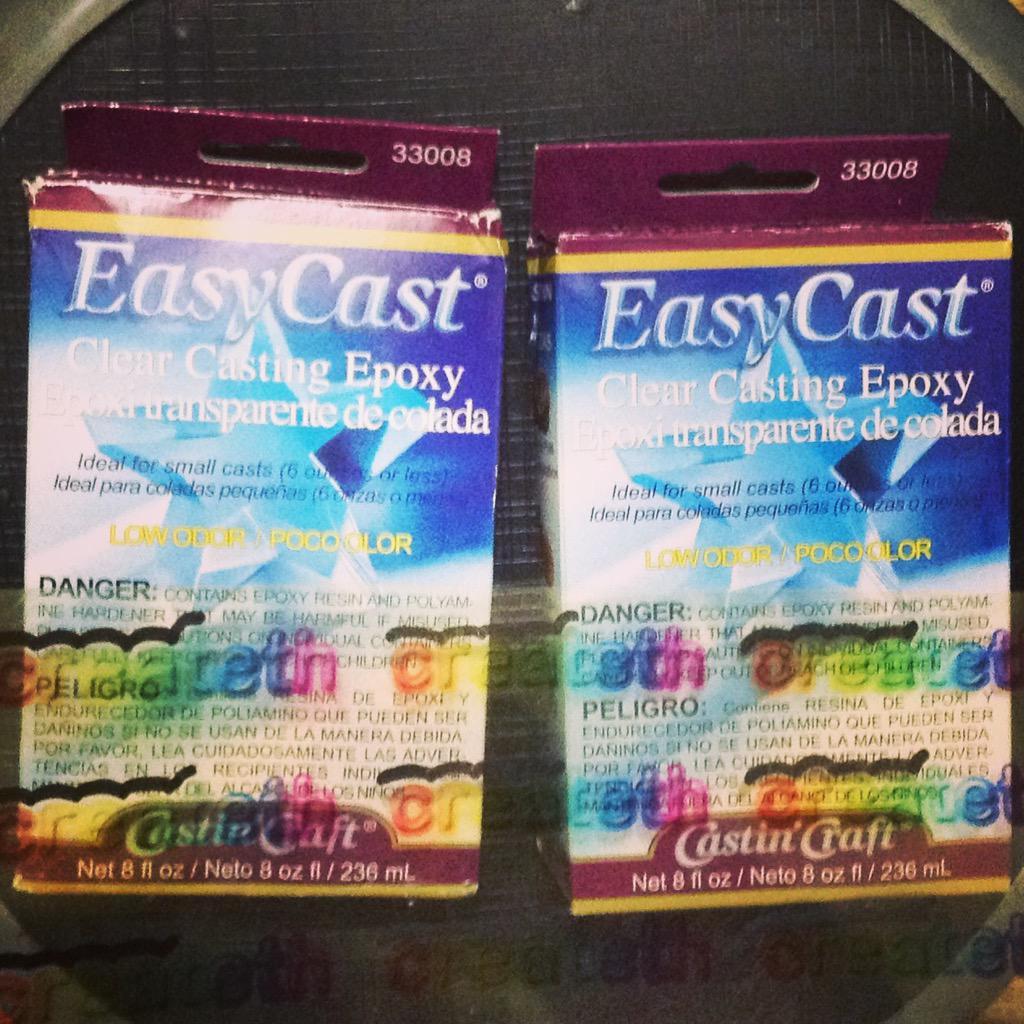 easycast hashtag on Twitter